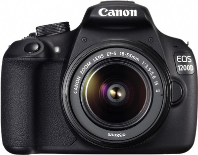 Canon EOS 1200D Review: New 18-megapixel Digital Camera