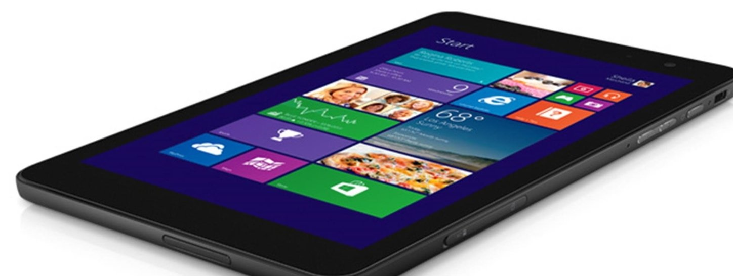 Dell Venue 8 Pro: Big Display With Huge Amazing Functionality