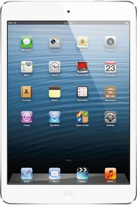 Apple iPad Mini White Tablet