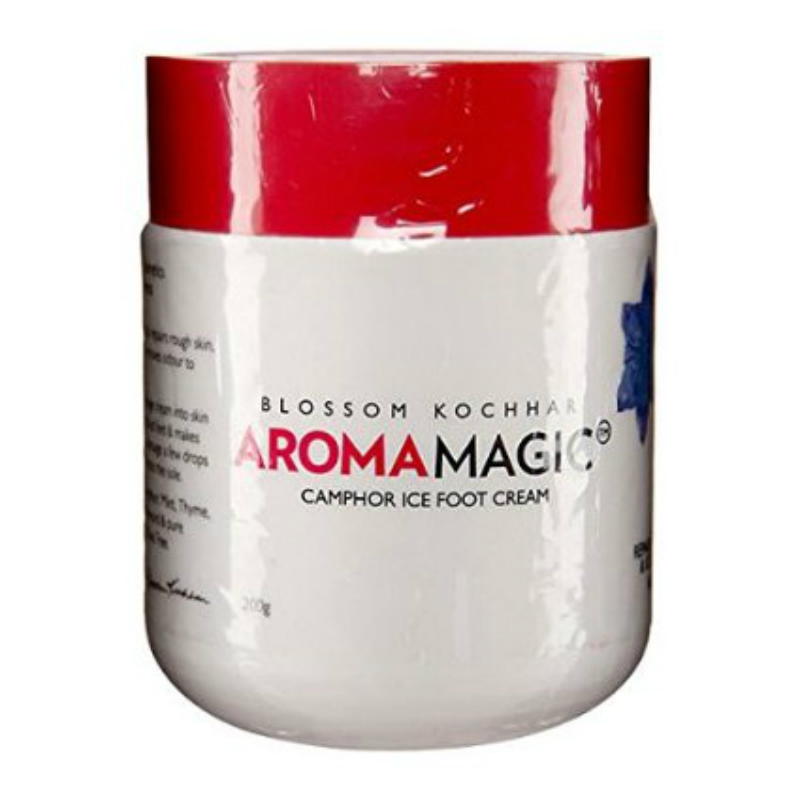 Aroma Magic Camphor Ice Foot Cream, 60gm