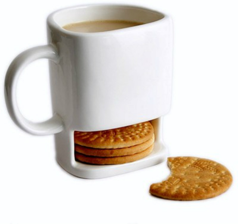 Coffee Cookie Mug By Its Our Studio
