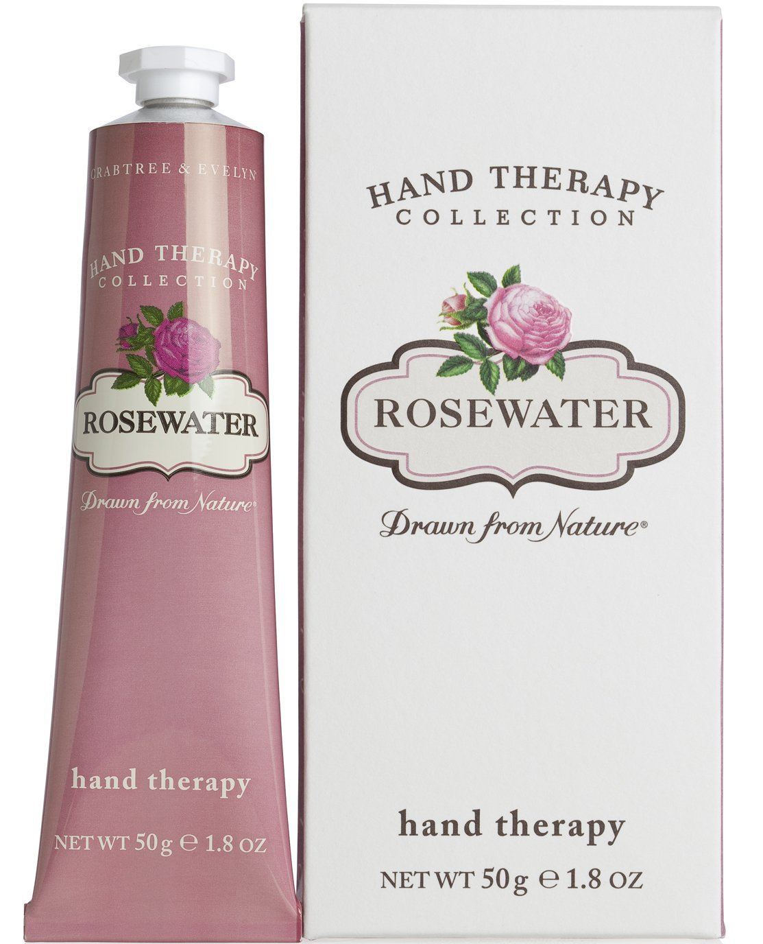 Crabtree & Evelyn Rosewater,  Hand Therapy