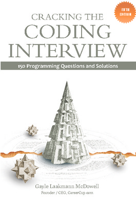 Cracking the Coding Interview150 Programming Questions and Solutions