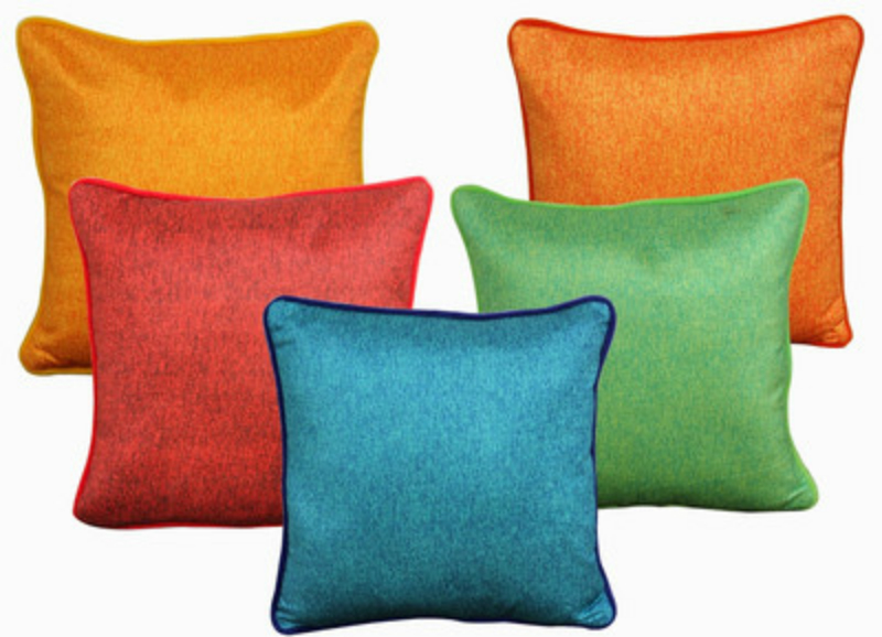 Dekor World Multi Dot Cushion Cover