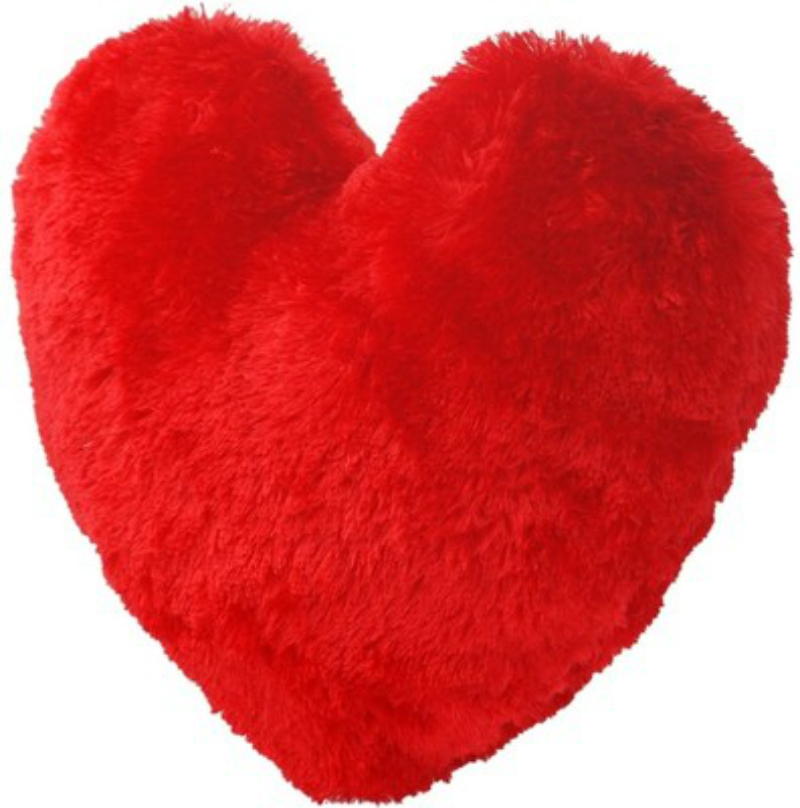 Dimpy Stuff Heart (Red)