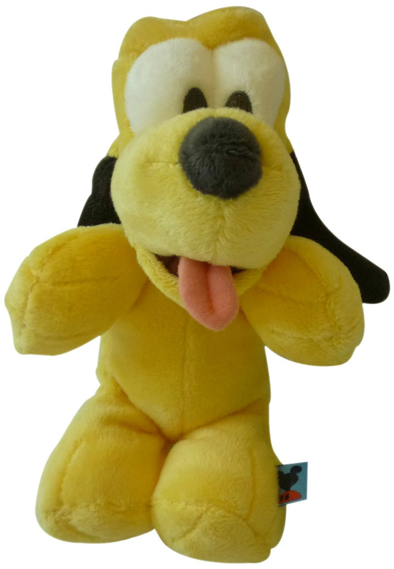 Disney Pluto Flopsies