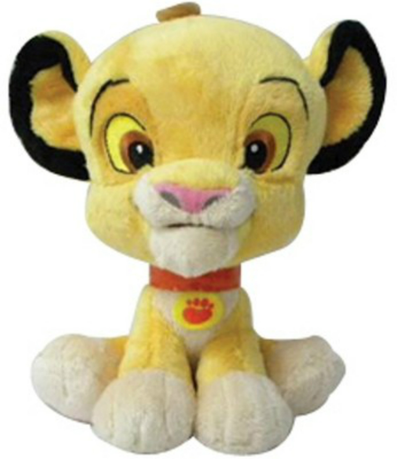 Disney Simba Soft Toy