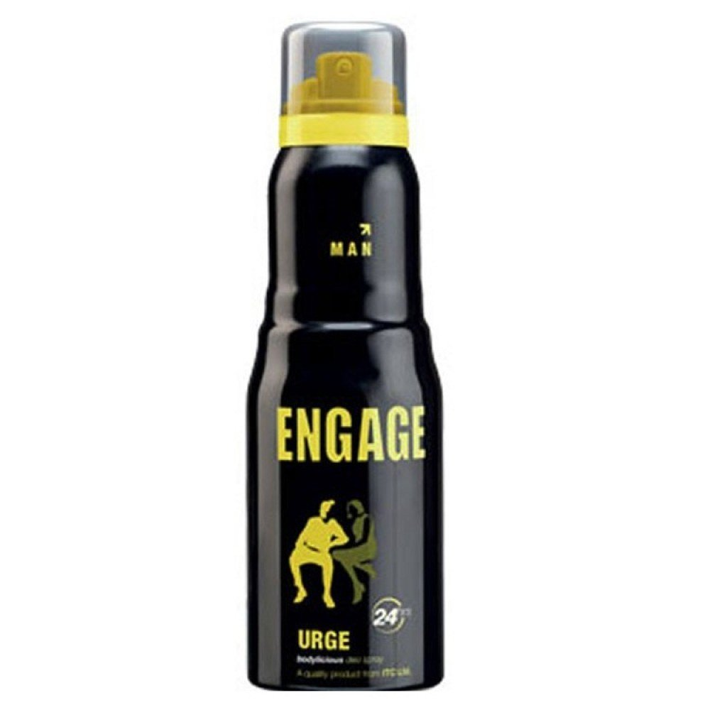 Body Deodorant for Men, Engage