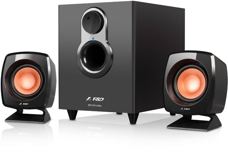 F&D 2.1 Multimedia Speakers F-203g