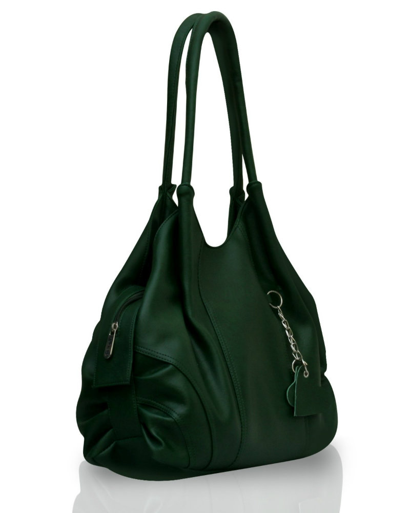 Fostelo Style Diva Green Shoulder Bag