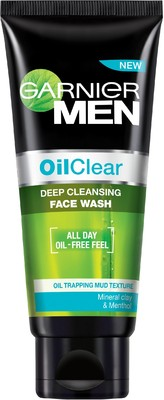 Men Face Wash, Garnier