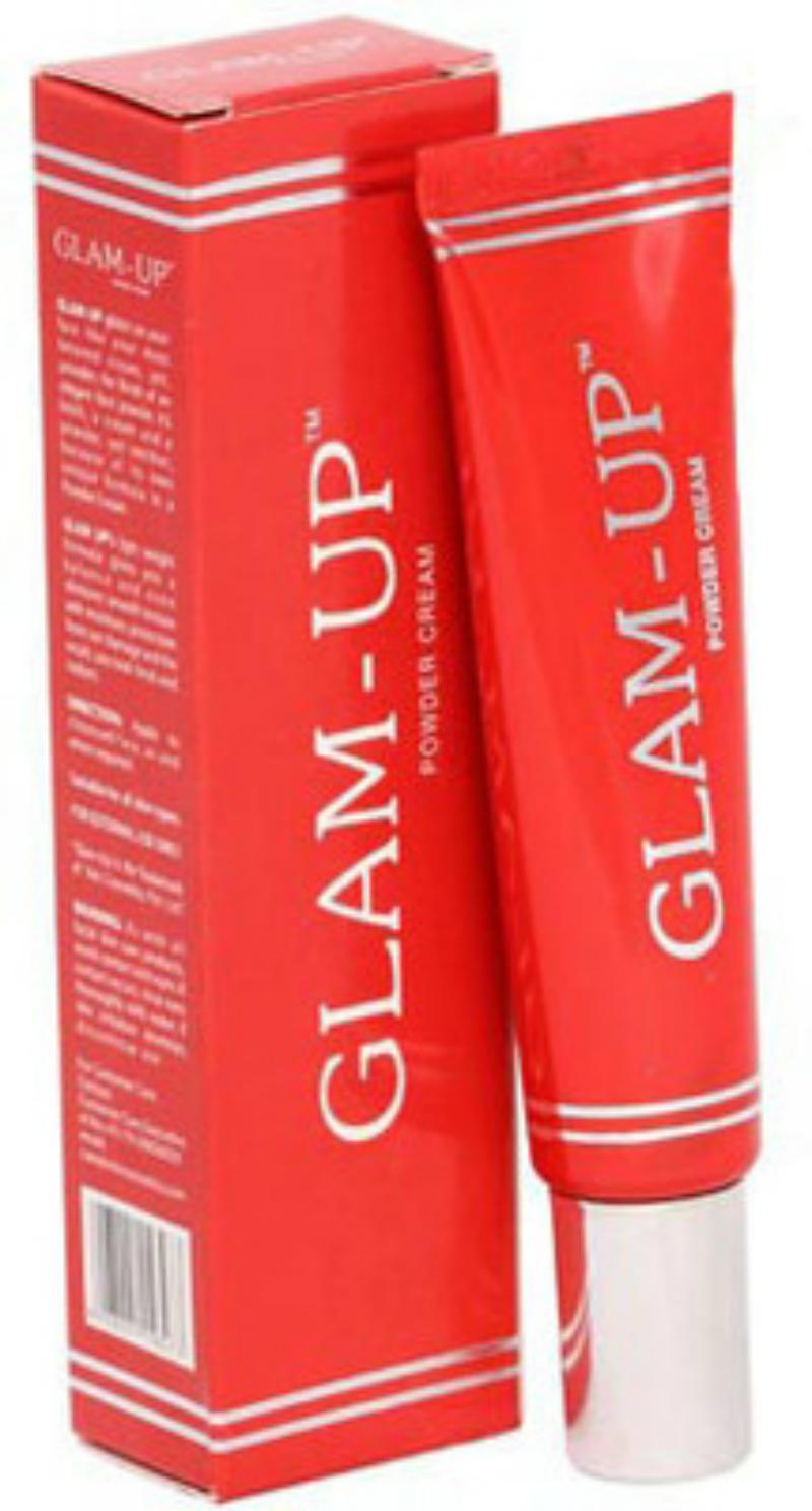 Glam-Up Powder Cream
