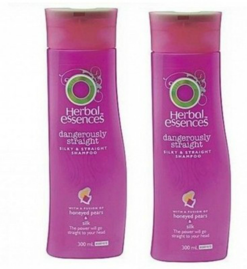 Herbal Essences Dangerously Straight Shampoo