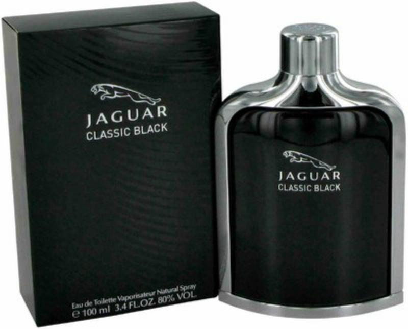 Jaguar Classic Black Perfume, 100ml