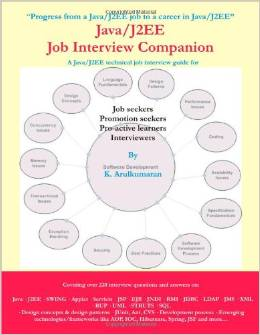 Java/J2ee Interview Companion