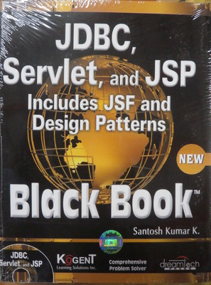 JDBC, Servlets, and JSP Black Book