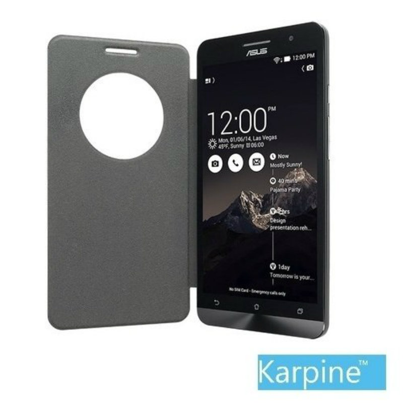 Karpine Flip Cover For Asus Zenfone 5 A501cg