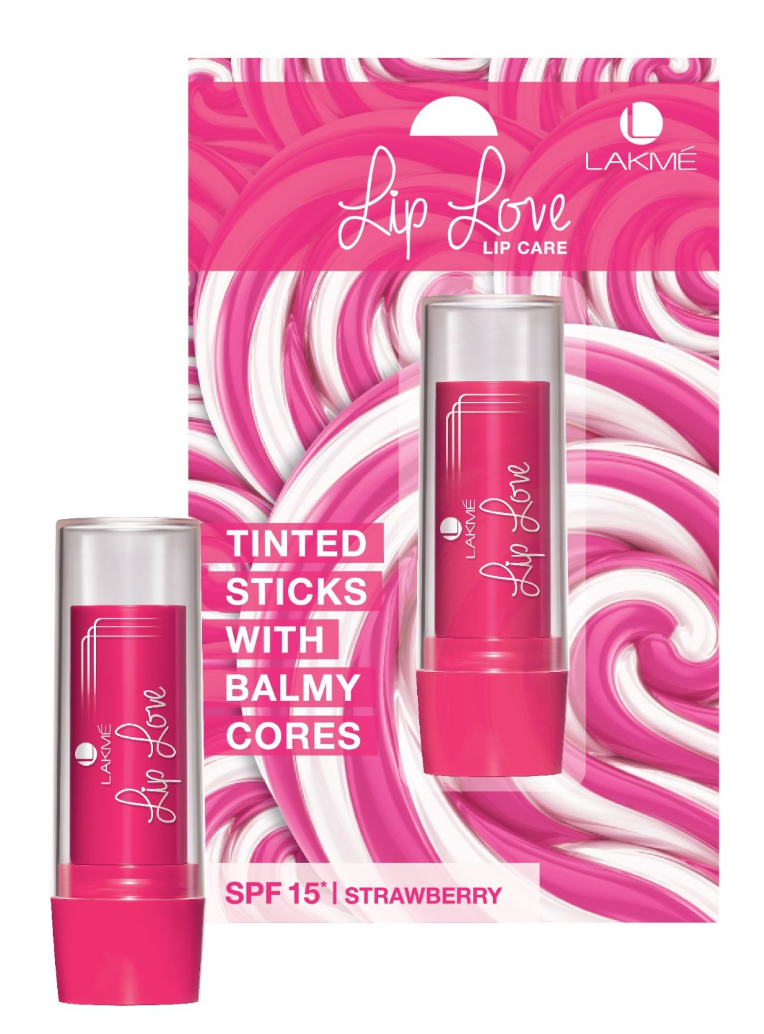 Lakme Love Lip Care Strawberry