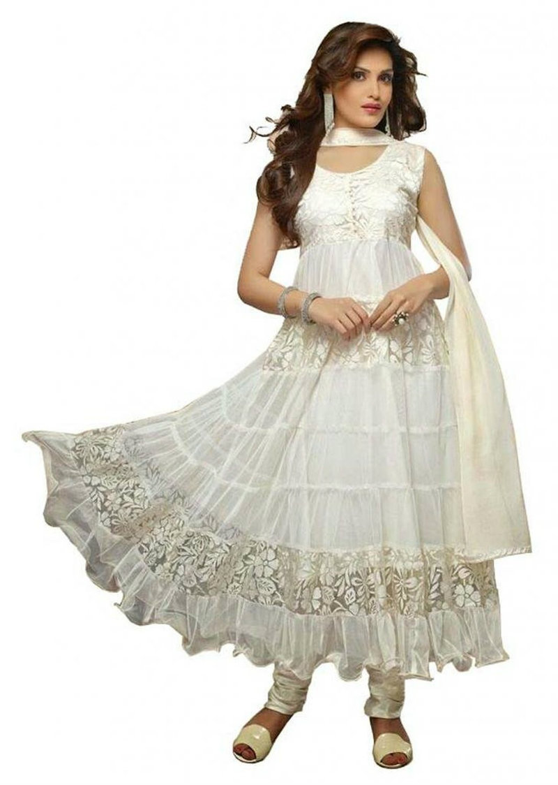 Lavis Anarkali Dress Material