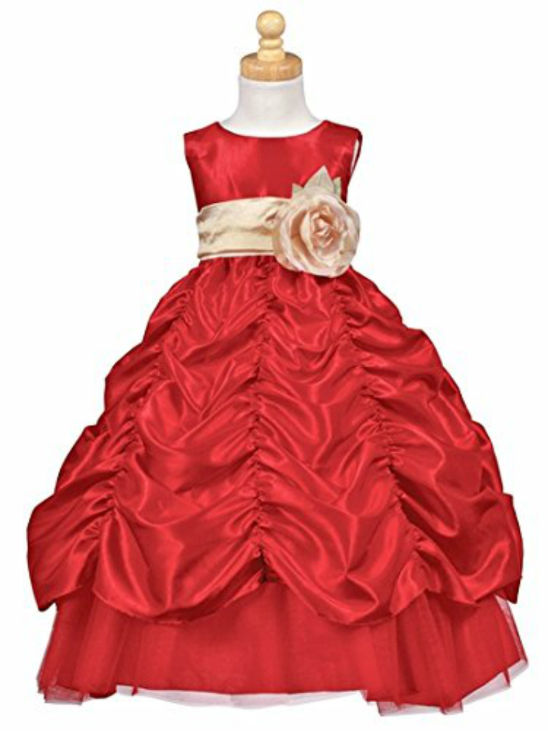 Little Darling Girls Ball Gown