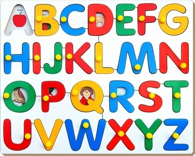 Little Genius Alphabets with Pictures