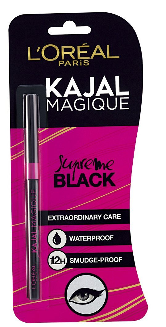 L'oreal Kajal-Eye Makeup