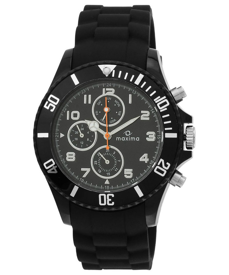 Maxima Hybrid Analog watch - 31281PPGN (For Men)