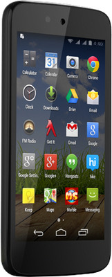 Micromax Canvas A1 with Android One (Black)