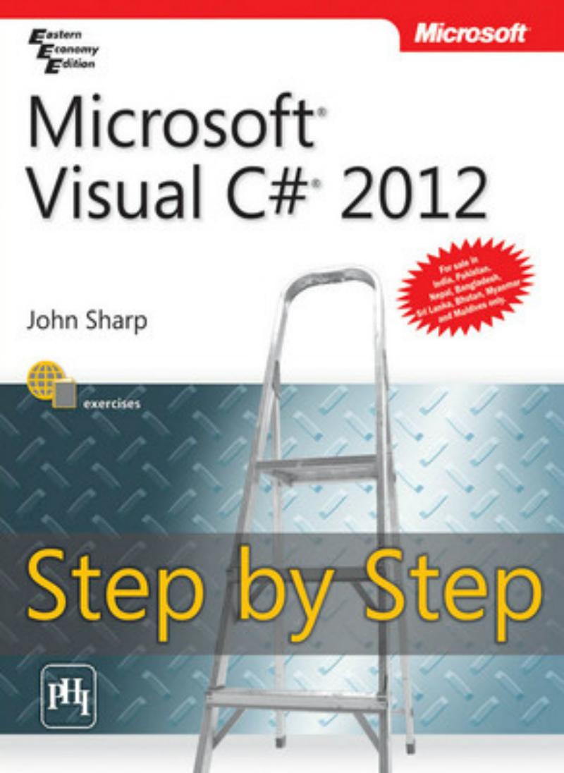 Microsoft Visual C# 2012 - Step by Step