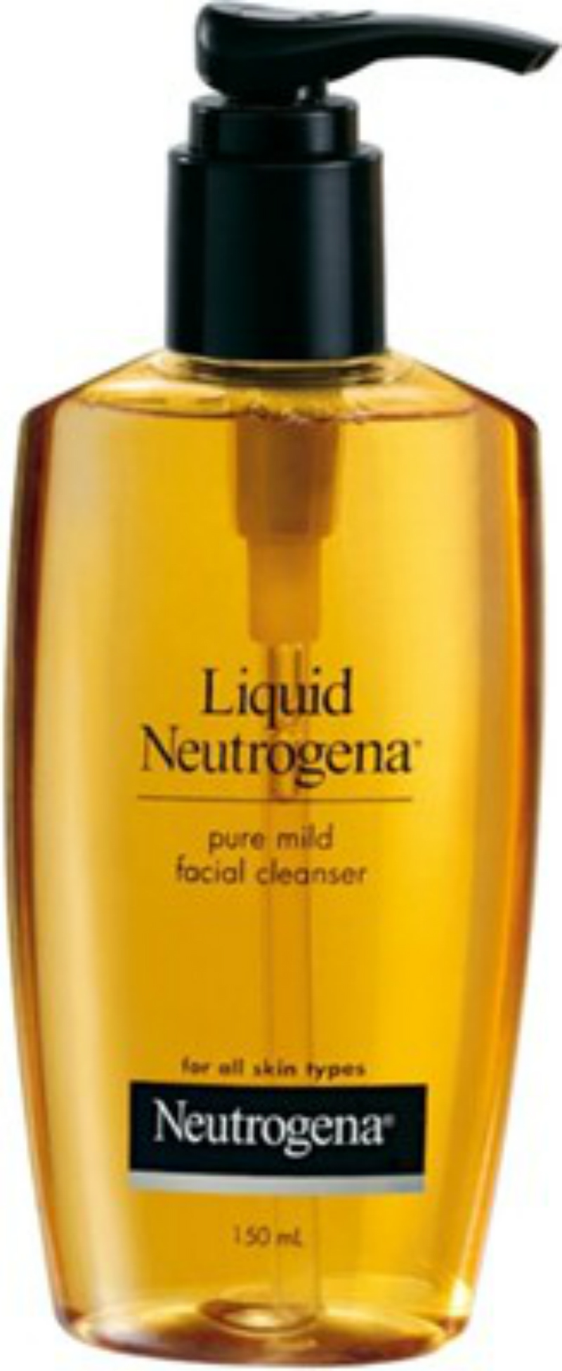 Neutrogena Liquid Pure Mild Facial Cleanser