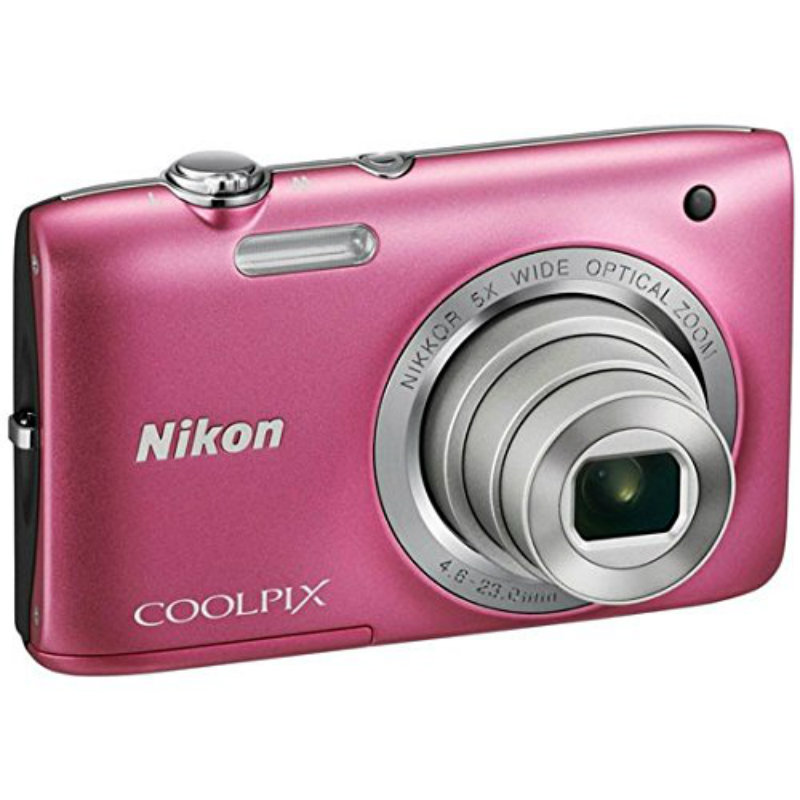 Nikon Coolpix S2800 Point & Shoot Camera