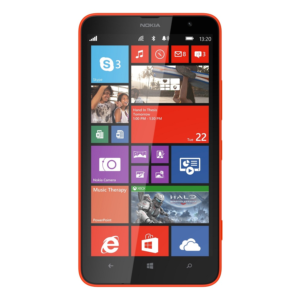 Nokia Lumia 1320 (Orange)