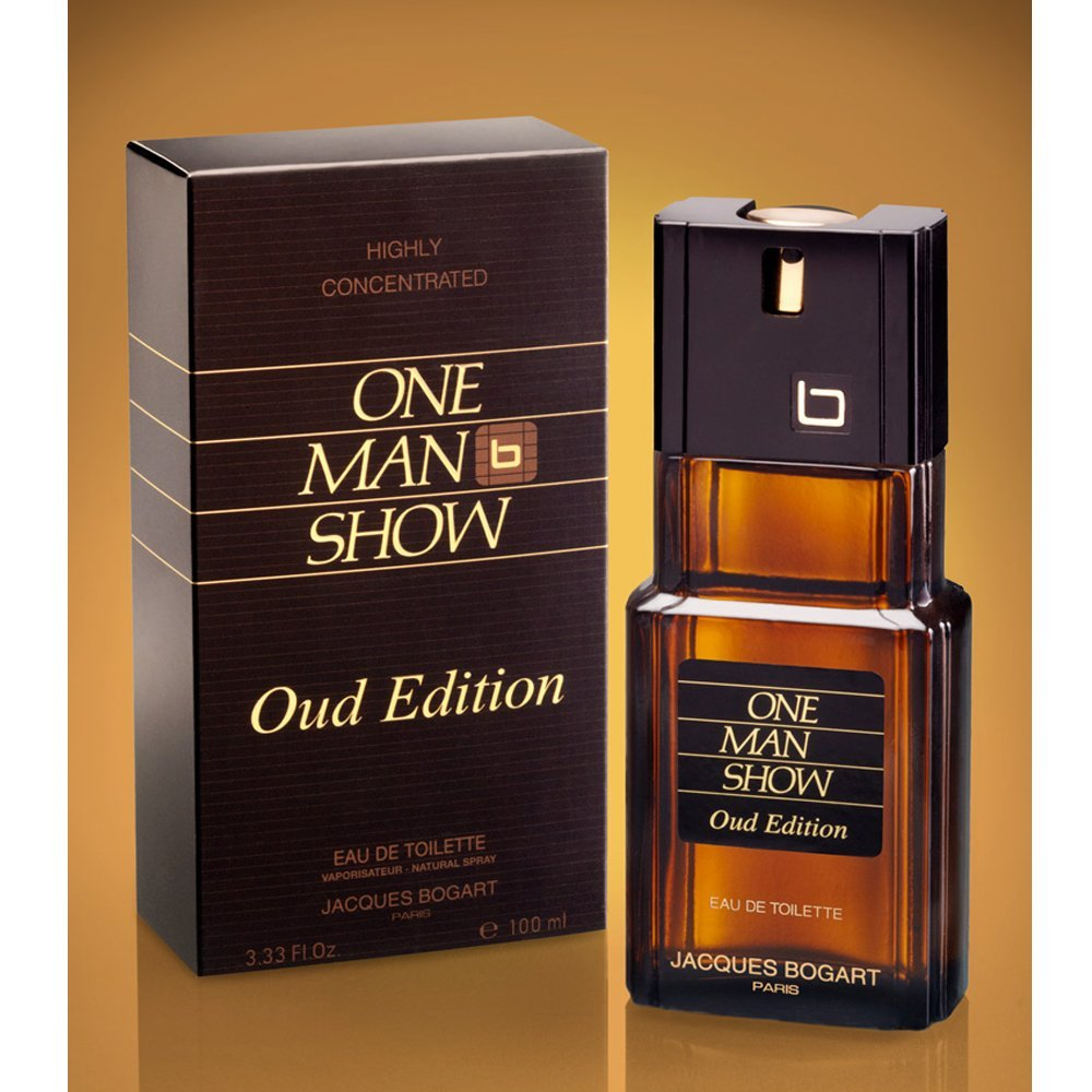 Toilette perfume,  one man show