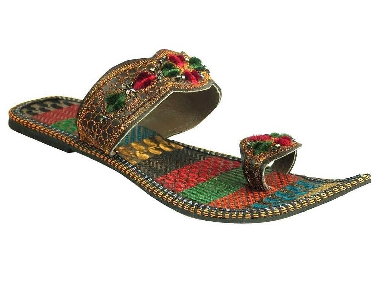 Women's Flats, Ethnic Flats