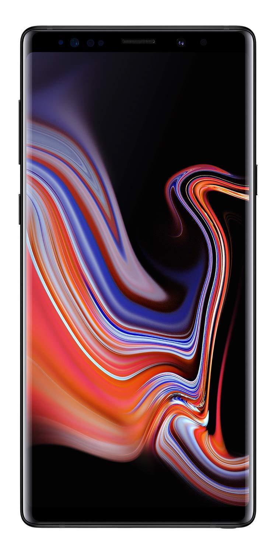 Samsung Galaxy Note 9 (Midnight Black, 512GB Memory)