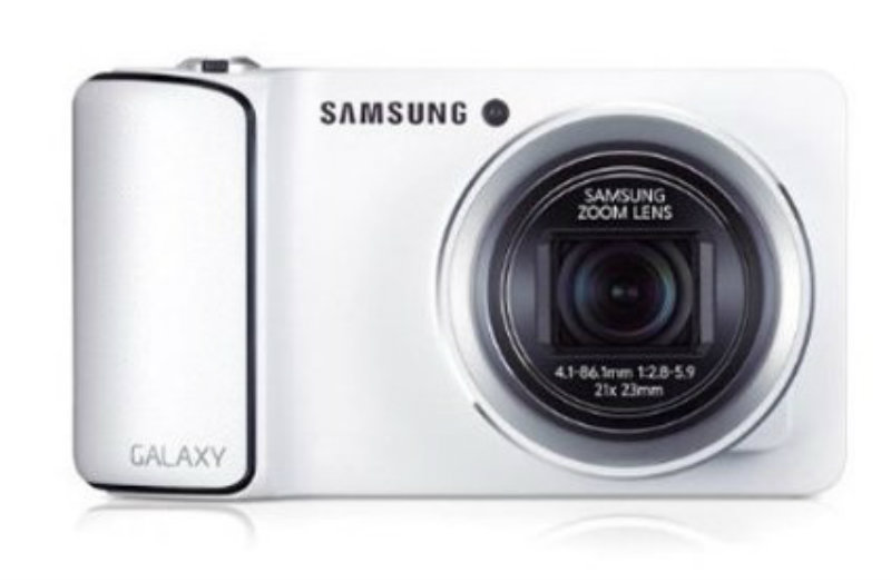Samsung Gc100 Galaxy Point & Shoot Camera