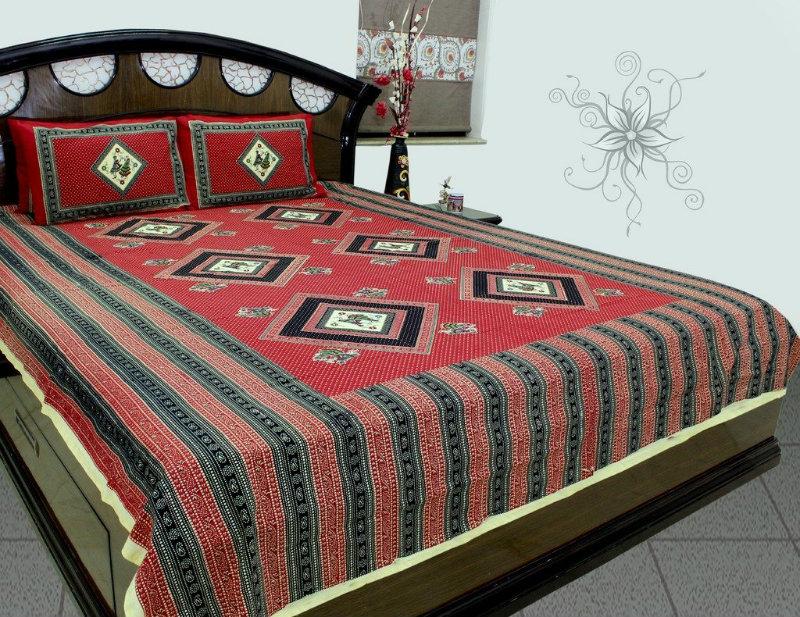 SheetKart Cotton Bed Sheet