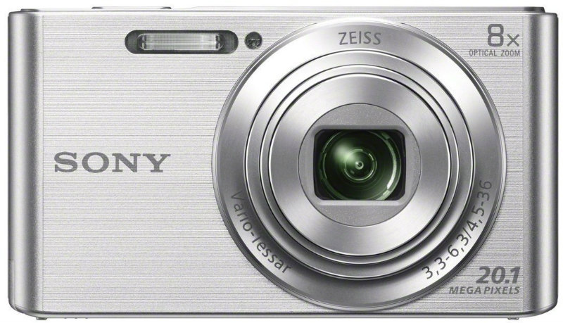 Sony Cyber Shot Dsc W830 Point & Shoot Camera