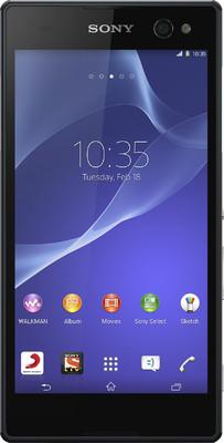 Sony Xperia C3 Dual (Black)