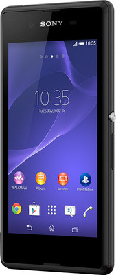 Sony Xperia E3 Black