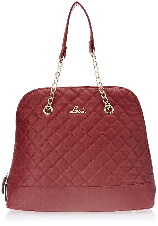 Lavie, Maroon Handbag