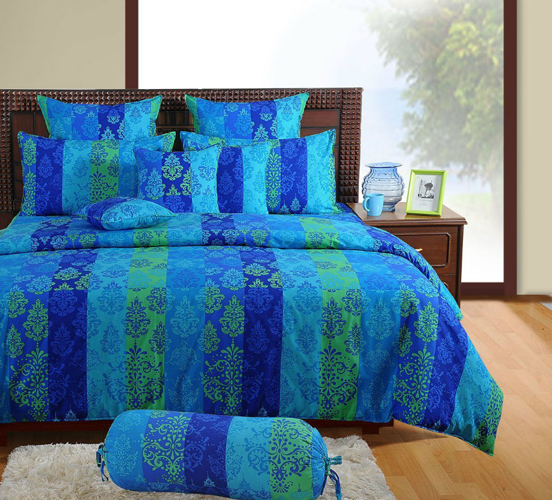 Swayam Cotton Single Bedsheet