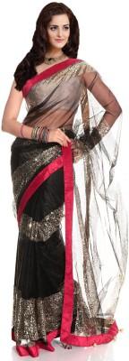 Tarumaru Self Design Daily Wear Net Sari