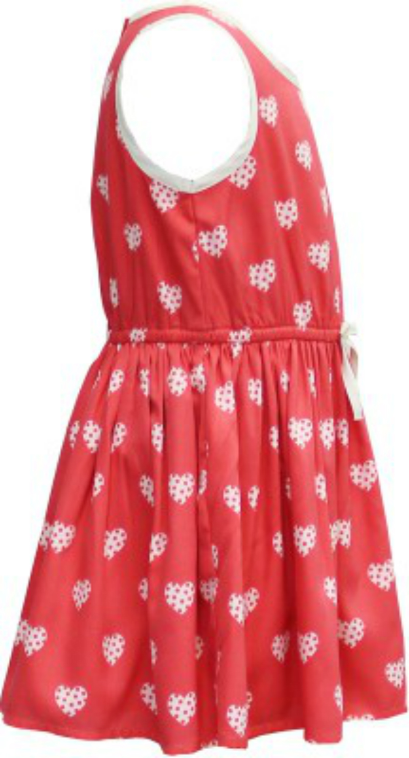 The Cranberry Club Empire Waist Dress