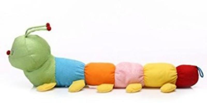 Tickles Stuffed Soft Caterpillar Plush Toy