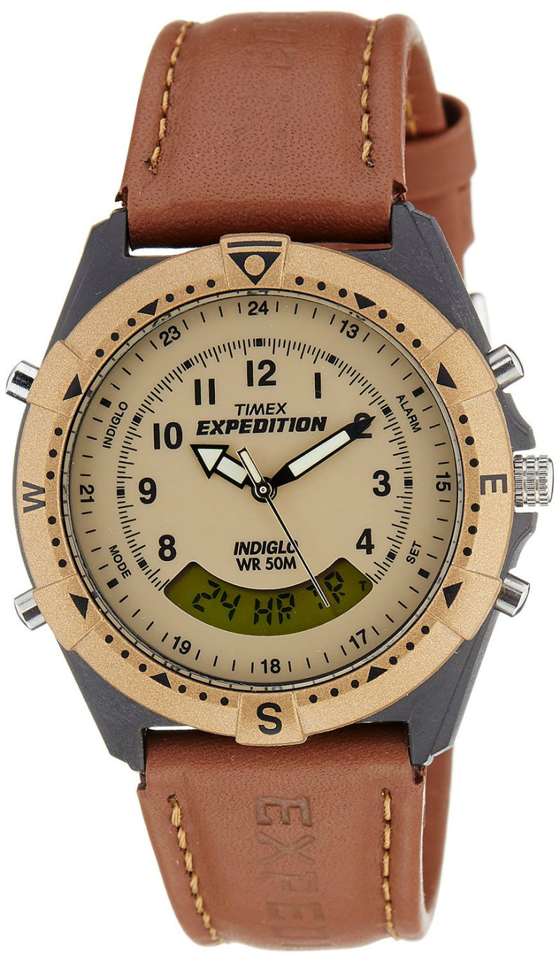 Timex Expedition Analog Digital Watch
