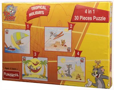 Funskool Puzzle