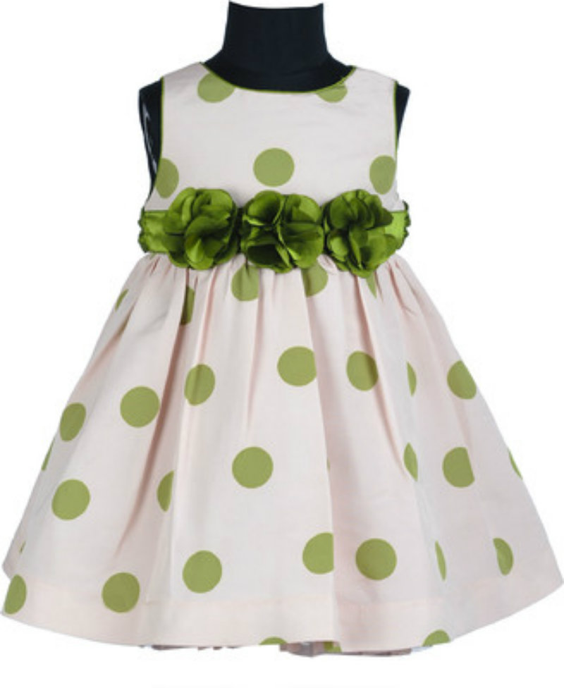 Toy Balloon Empire Waist Dress