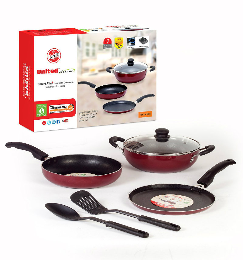 United Cookware Set