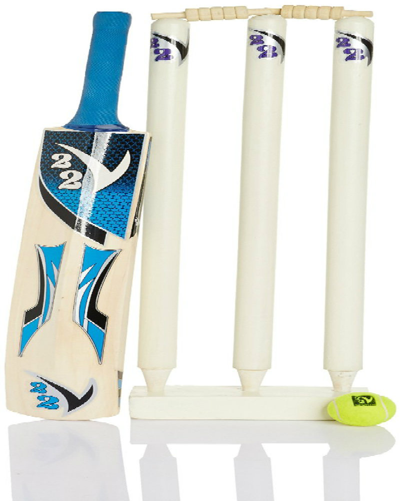 V22 Wooden Cricket Set, Cricket Set